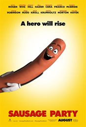 Sausage Party Theatrical Review