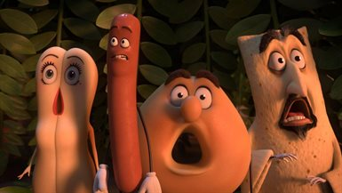 Sausage Party © Columbia Pictures. All Rights Reserved.