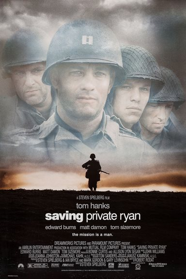 Saving Private Ryan © Paramount Pictures. All Rights Reserved.