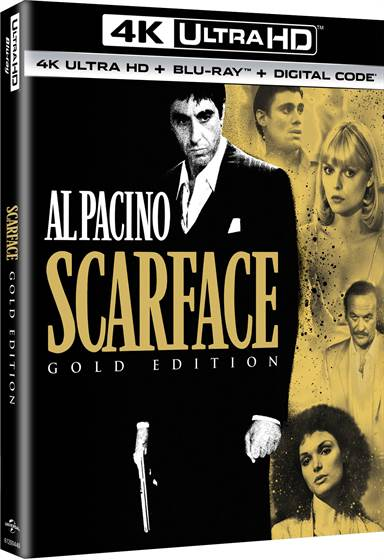 Scarface 4K Ultra HD Review