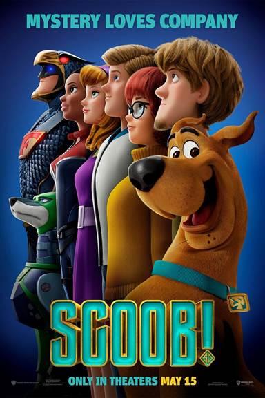 Scoob! Review