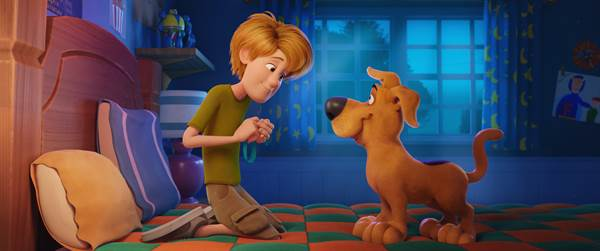 Scoob! © Warner Bros.. All Rights Reserved.
