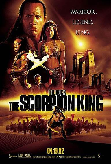 The Scorpion King © Universal Pictures. All Rights Reserved.