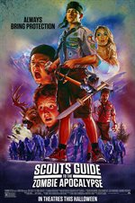 Scouts Guide to the Zombie Apocalypse Theatrical Review