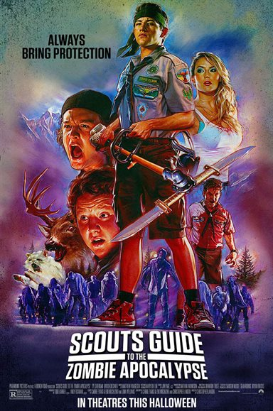 Scouts Guide to the Zombie Apocalypse © Paramount Pictures. All Rights Reserved.