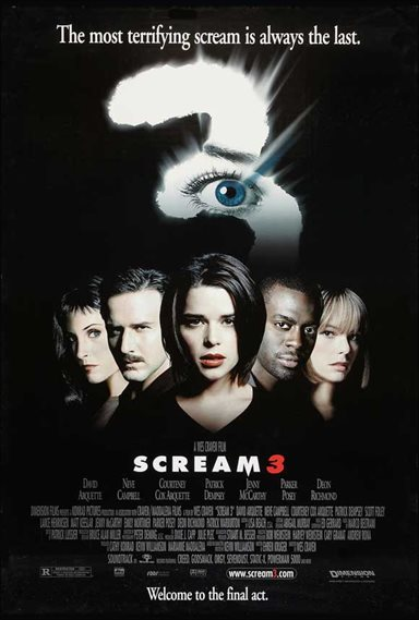 Scream 3 © Dimension FIlms. All Rights Reserved.