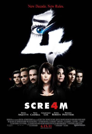 Scream 4 © Dimension FIlms. All Rights Reserved.