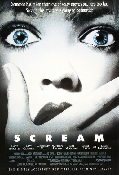 Scream (1996), News, Clips, Quotes, Trivia, Easter Eggs