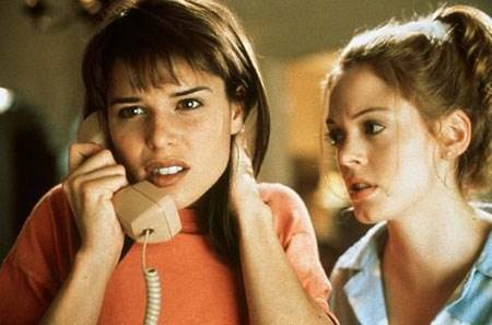 Scream © Dimension FIlms. All Rights Reserved.