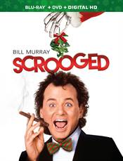 Scrooged Blu-ray Review