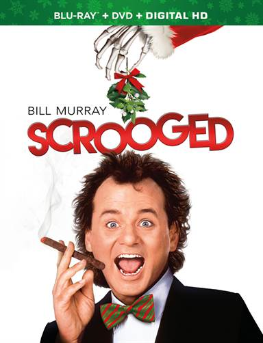 Scrooged 30th Anniversary Edition Blu-ray Review