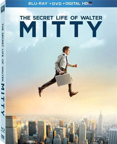 The Secret Life of Walter Mitty Blu-ray Review