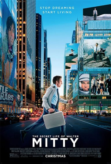 The Secret Life of Walter Mitty © 20th Century Fox. All Rights Reserved.