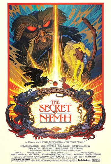 The Secret of NIMH © MGM Studios. All Rights Reserved.