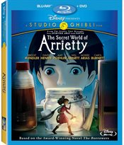 The Secret World of Arrietty Blu-ray Review
