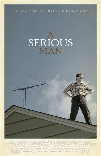 A Serious Man Theatrical Review