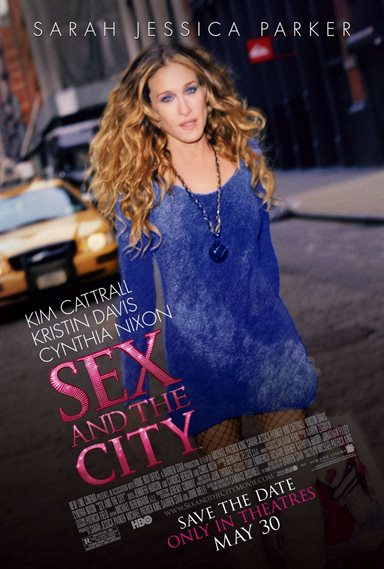Sex and The City © New Line Cinema. All Rights Reserved.