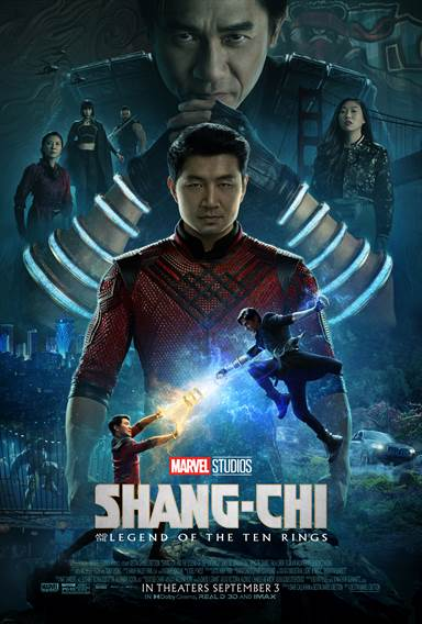 Shang-Chi and the Legend of the Ten Rings Theatrical Review