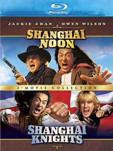 Shanghai Noon & Shanghai Knights: 2-Movie Collection Blu-ray Review