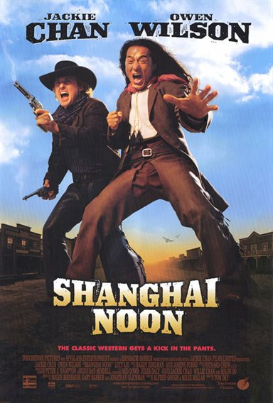 Shanghai Noon © Touchstone Pictures. All Rights Reserved.
