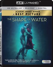 The Shape of Water 4K Ultra HD Review