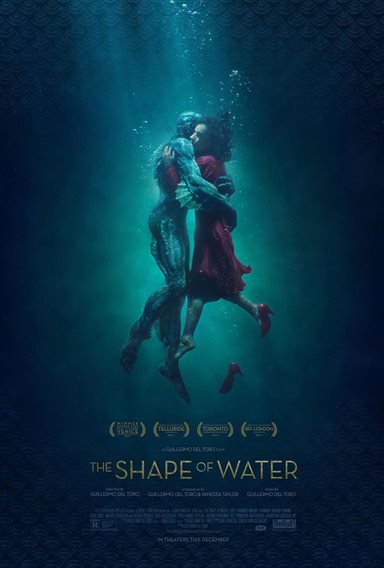 The Shape of Water © Fox Searchlight Pictures. All Rights Reserved.