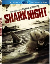 Shark Night 3D Blu-ray Review