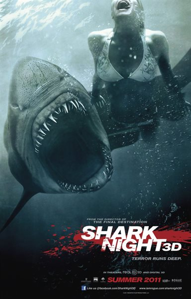 Shark Night 3D © Relativity Media. All Rights Reserved.