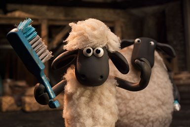 Shaun the Sheep © Lionsgate. All Rights Reserved.