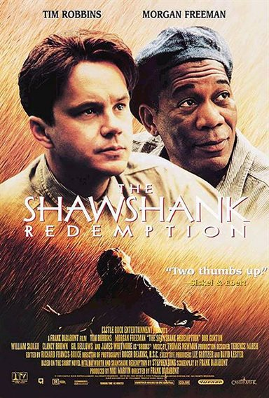 The Shawshank Redemption © Columbia Pictures. All Rights Reserved.