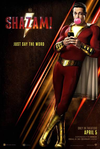 Shazam! Theatrical Review