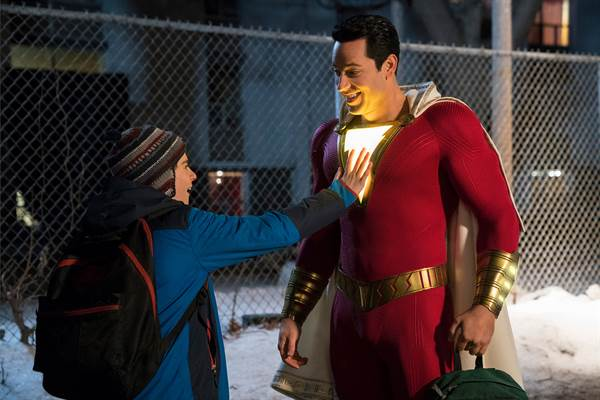 Shazam! © Warner Bros.. All Rights Reserved.