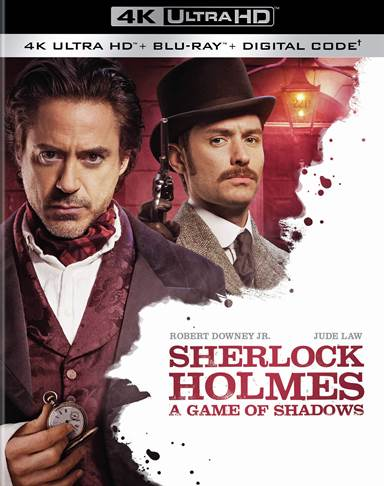 Sherlock Holmes: A Game of Shadows 4K Ultra HD Review