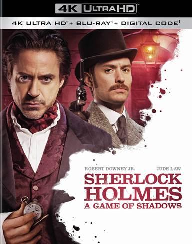 Sherlock Holmes: A Game of Shadows 4K Ultra HD Review