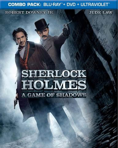 Sherlock Holmes: A Game of Shadows Blu-ray Review