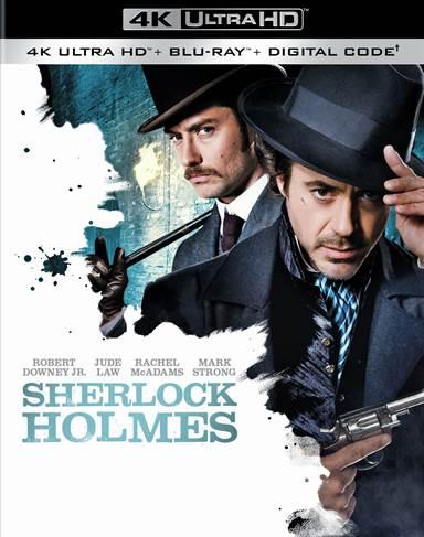 Sherlock Holmes 4K Ultra HD Review