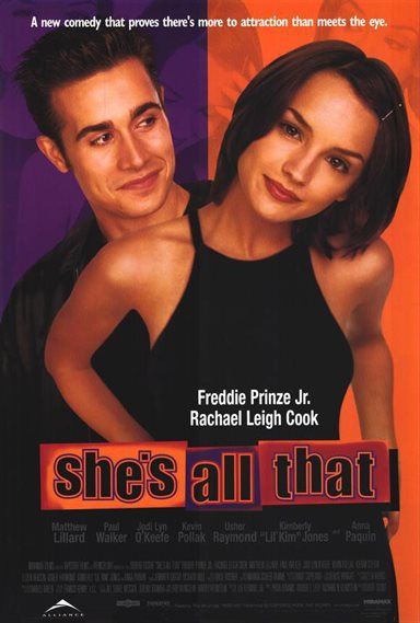 She's All That © Miramax Films. All Rights Reserved.