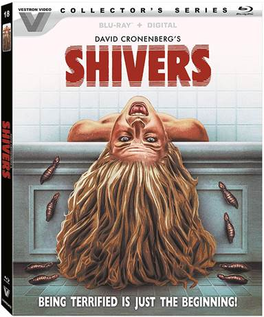 Shivers Blu-ray Review