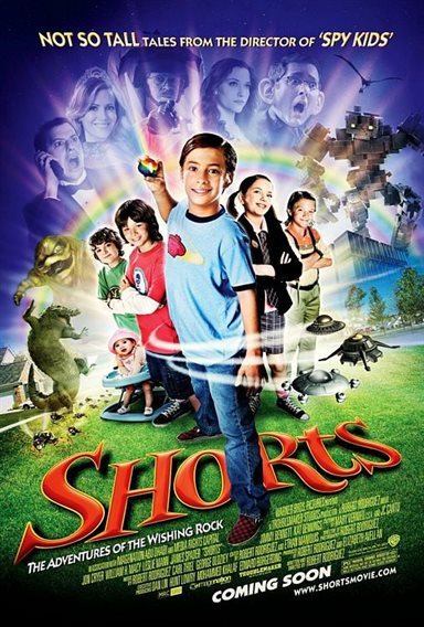 Shorts Theatrical Review