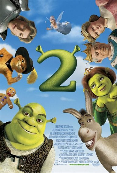 Shrek 2 © DreamWorks Animation. All Rights Reserved.