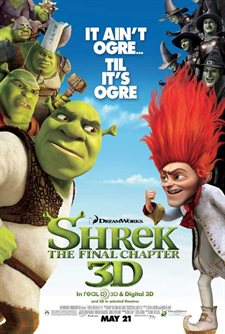 Shrek Forever After Theatrical Review