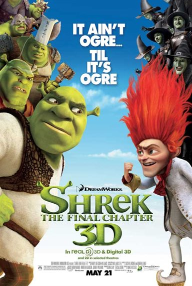Shrek Forever After © DreamWorks Animation. All Rights Reserved.