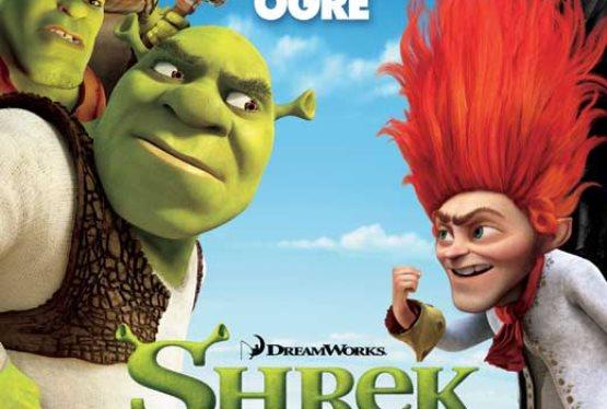 Movie Vault Shrek Forever After