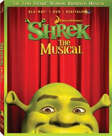 Shrek the Musical Blu-ray Review