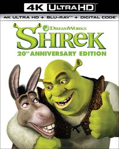 Shrek 4K Ultra HD Review