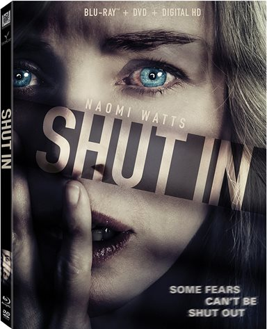 Shut In Blu-ray Review