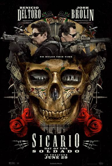 Sicario: Day of the Soldado © Columbia Pictures. All Rights Reserved.