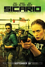 Sicario Theatrical Review