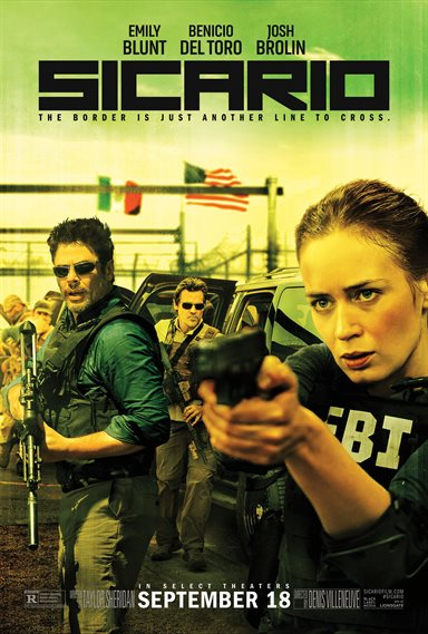 Sicario © Lionsgate. All Rights Reserved.