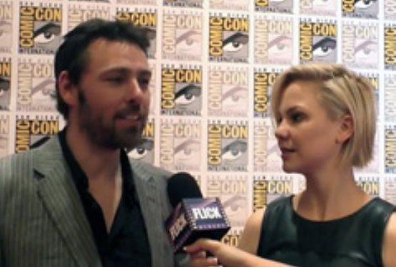 Comic Con 2012 Press Line